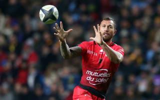 Wilkinson to Cooper like foie gras to pate - Toulon president