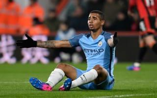 Guardiola unsure if Jesus will return this season