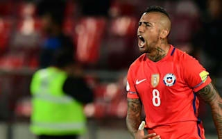 Chile deserved vital win, says two-goal Vidal