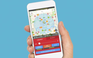 Motorists shown cheapest fuel location through all-new app