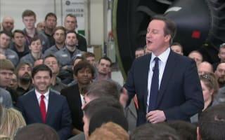 David Cameron slams ex-Tory leader's hope of improved deal after EU exit vote