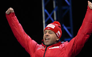 Most successful Winter Olympian resumes biathlon career