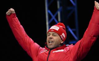 Most successful Winter Olympian resumes biathlon career