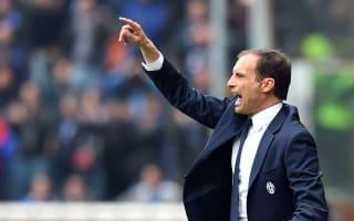 Allegri: Genoa match decisive for league title