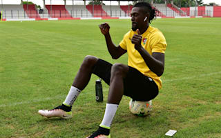 'I'm blessed with golden genes' - Adebayor insists he is ready for new Premier League chance