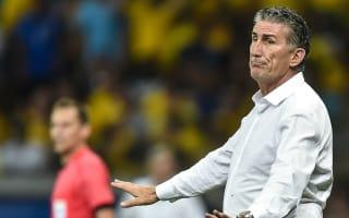 Argentina sack coach Bauza