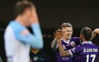 Melbourne City 2 Perth Glory 3: Keogh hat-tricks decider thriller