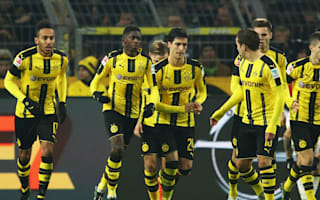Borussia Dortmund 1 Augsburg 1: Unbeaten home 2016 but Tuchel's men rue missed chances
