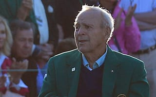 Legendary golfer Arnold Palmer dies at the age of 87