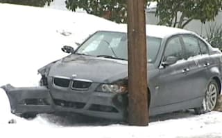 Six-year-old girl takes mother's BMW on a half-mile joyride