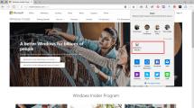 El AirDrop de Windows 10 llega a los Insiders