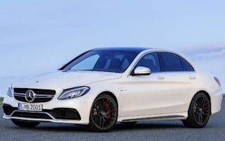 Mercedes ups the ante with rapid new AMG C-Class