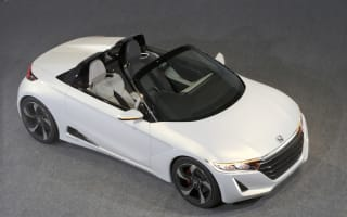 Honda unveils cool S660 'micro' sports car concept