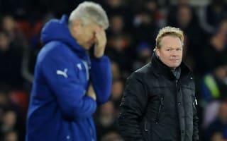 Merson wants Koeman at Arsenal