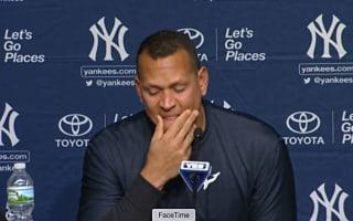 Yankees announce Rodriguez retirement