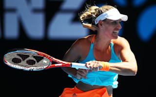 Indian Wells success the priority for Kerber rather than world number one