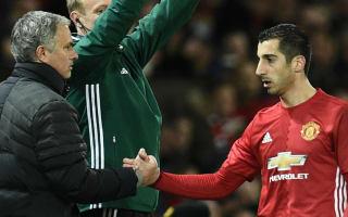 Mkhitaryan hopes for new start at Manchester United