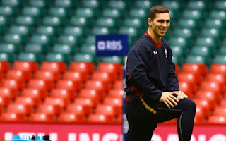 North returns for Wales, Charteris back on bench