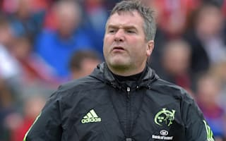 Funeral held for Munster head coach Foley