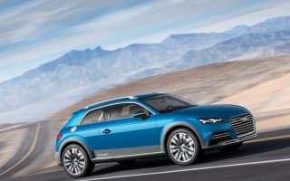Audi reveals Allroad Shooting Brake concept