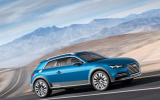 Audi reveals Allroad Shooting Brake concept