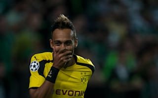 Aubameyang still a doubt for Dortmund - Tuchel