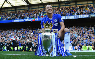 Play as long as you can - Terry reveals Lampard, Carragher advice