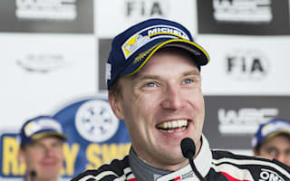 Latvala ends Ogier's three-year reign