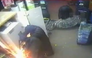 Jail for £700k ATM gang with circular saws