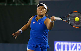 Eighth seed Han eliminated in Nanchang