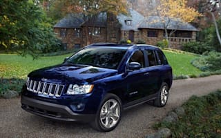 Jeep Compass scores only two Euro NCAP stars