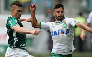 Chapecoense survivor Ruschel hopes to be playing in six months