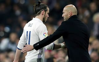 Zidane: Bale apologised to Real Madrid after red card