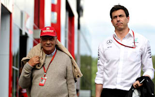 Wolff and Lauda sign new four-year contracts with Mercedes