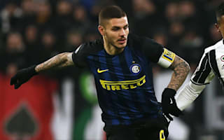 Icardi gets two-match ban for kicking ball at ref