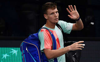 Appendicitis sidelines Berdych again