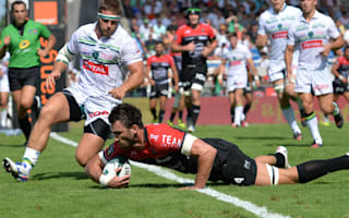 Toulouse go top, Toulon bounce back