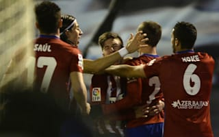 Celta Vigo 0 Atletico Madrid 2: Griezmann, Carrasco send Atleti top