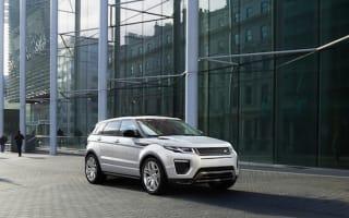 Land Rover unveils refreshed Evoque