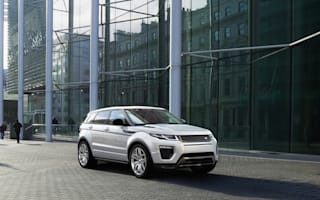 Land Rover unveils refreshed Evoque