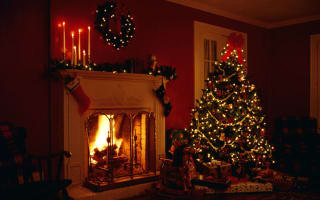 10 Christmassy homes for sale