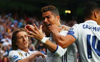 Real Madrid 3 Atletico Madrid 0: Ronaldo hat-trick points champions towards Cardiff