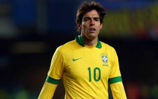 Kaka replaces Douglas Costa in Brazil's Copa America squad