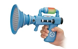 Child's Minions fart gun confiscated by airport security