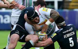 Falcons stun Quins to move off the bottom