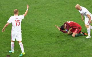 Santos: Portugal should have had a penalty