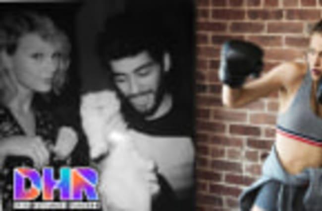 Taylor & Zayn's Sexy Fifty Shades Duet - Gigi Hadid Battling Disease (DHR)