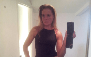 Driver demands compensation after ogling bikini-clad cyclist