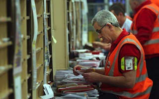 Royal Mail strikes to delay Christmas post?
