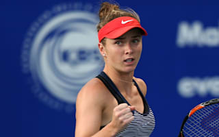 Jabeur rues missed chances as Svitolina survives